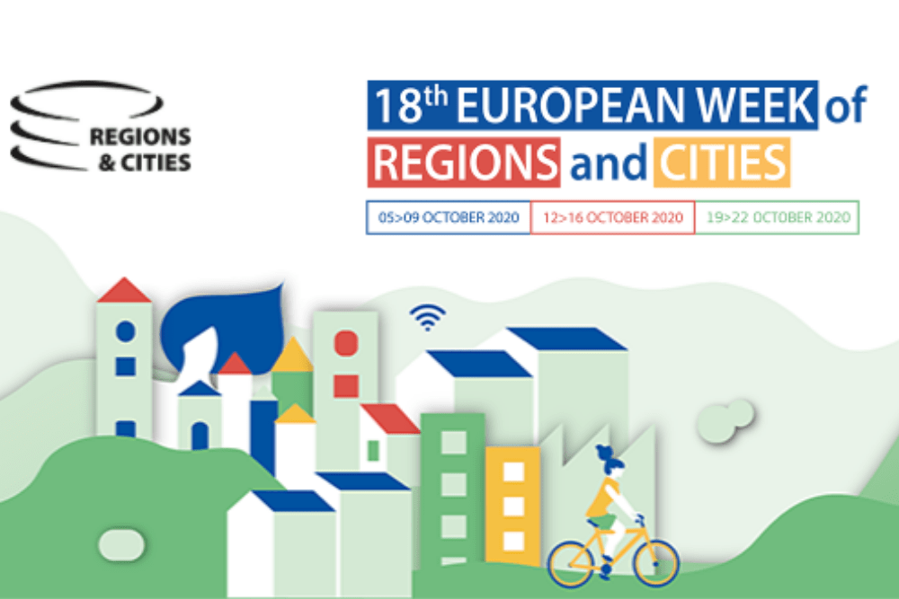 eCharge4Drivers at the 18th European Week of Regions and Cities | 21 October 2020, 9:30-11:30 CET