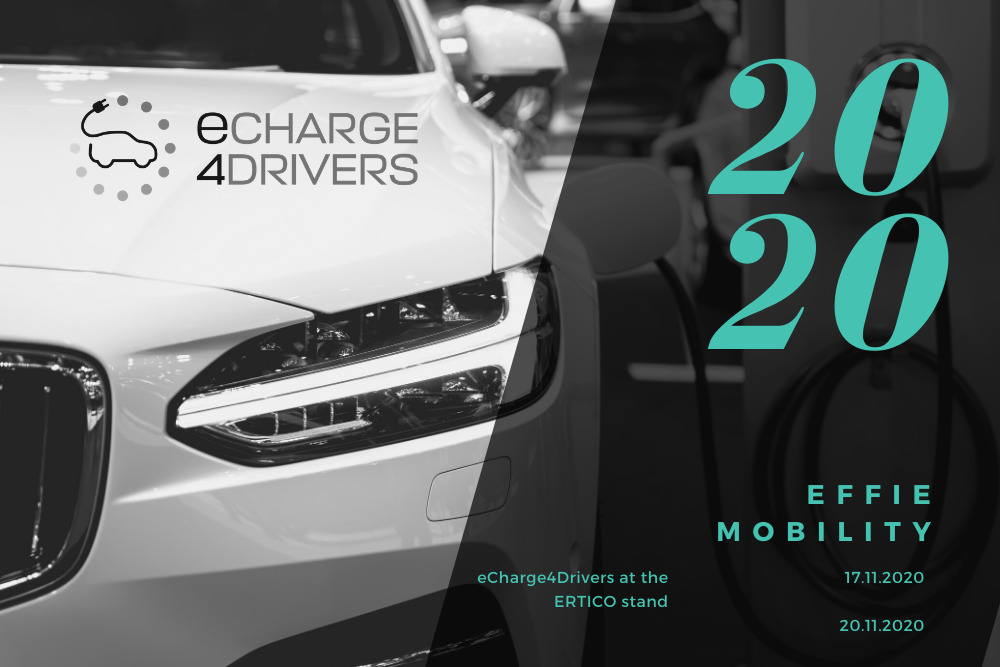 eCharge4Drivers at Effie Mobility 2020
