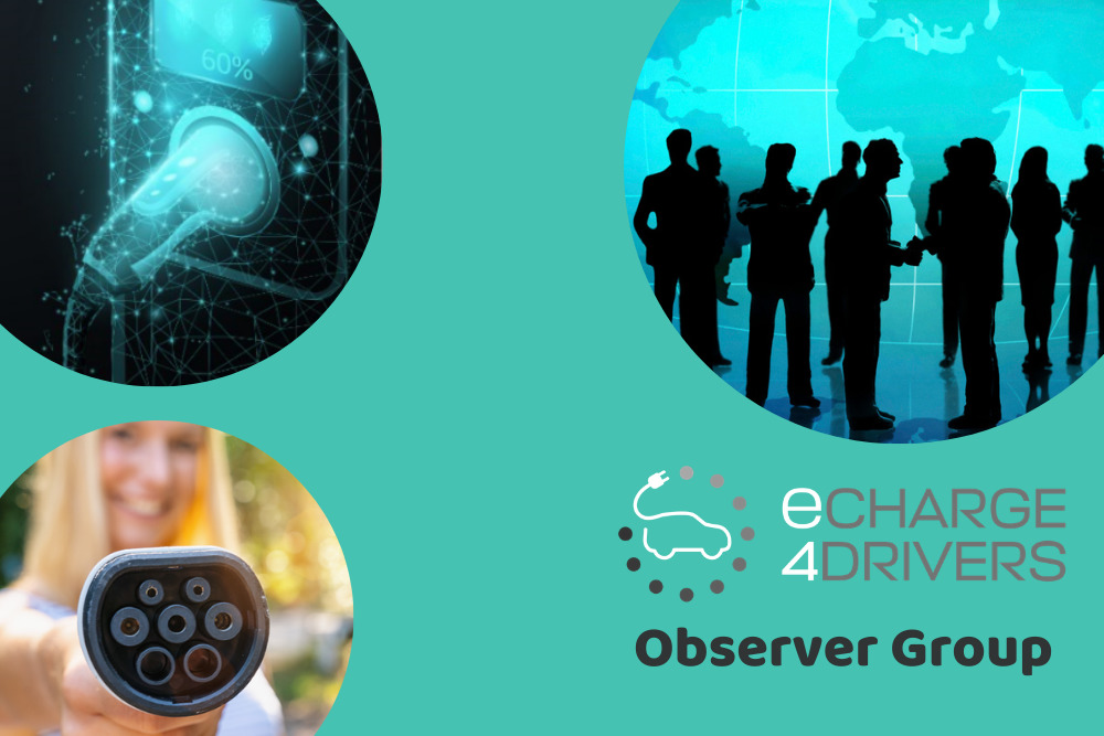 Knowledge exchange, workshops, technical visits and trainings: join eCharge4Drivers' Observer Group