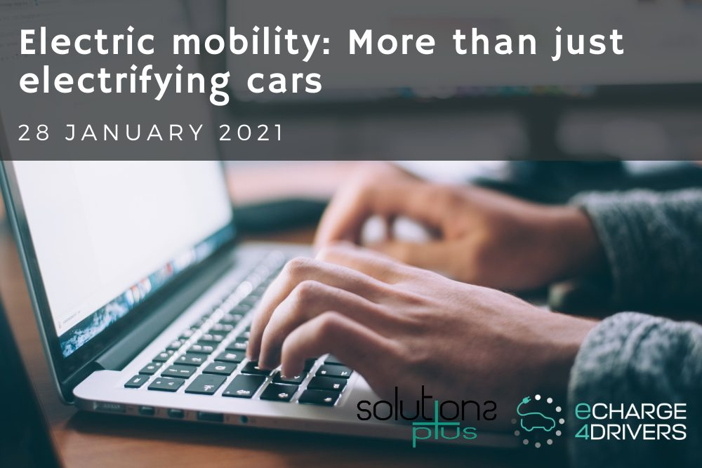 Electric mobility: More than just electrifying cars – The online course