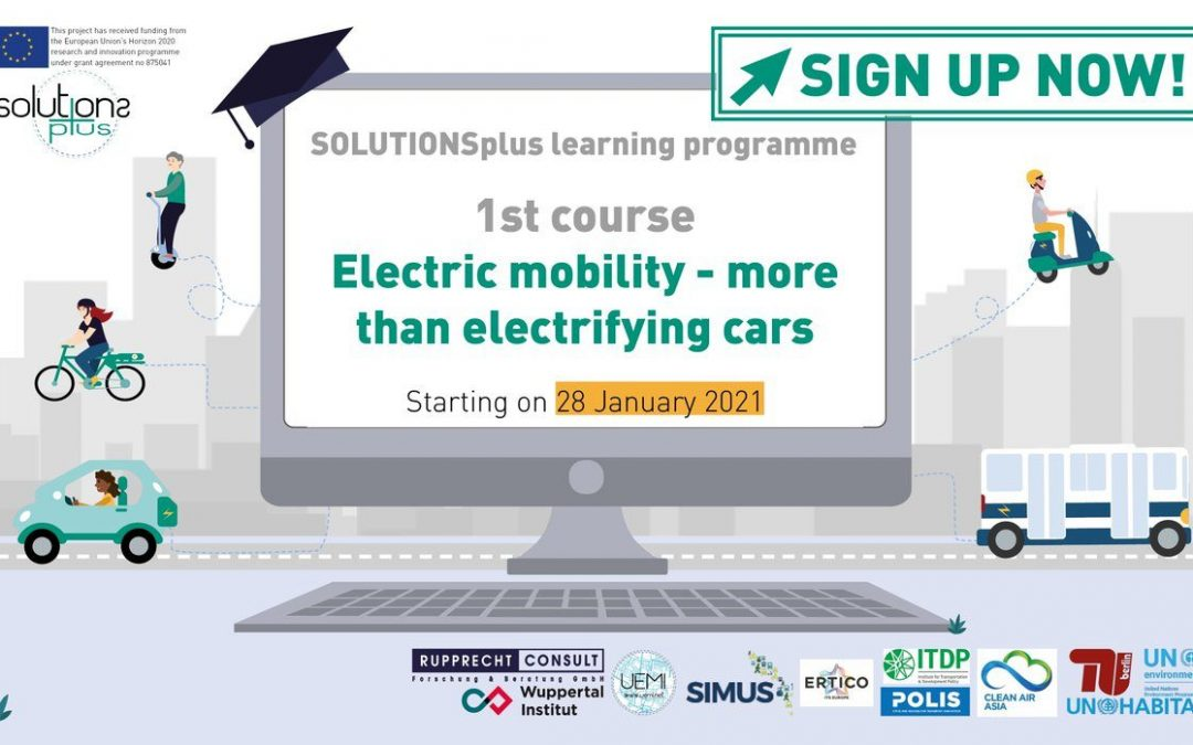 Global Learning Programme on Electric Mobility