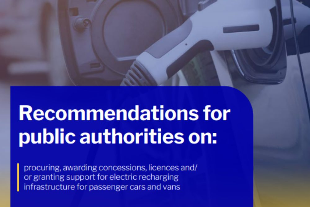 Sustainable Transport Forum publishes recommendations for public authorities