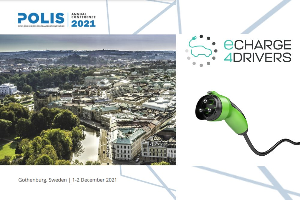 eCharge4Drivers at POLIS annual conference